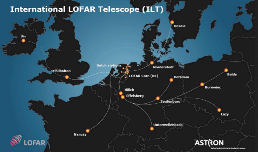 Ireland and LOFAR